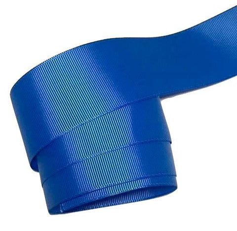 "Royal blue 1.5"" grosgrain ribbon - MAE Inspirations"