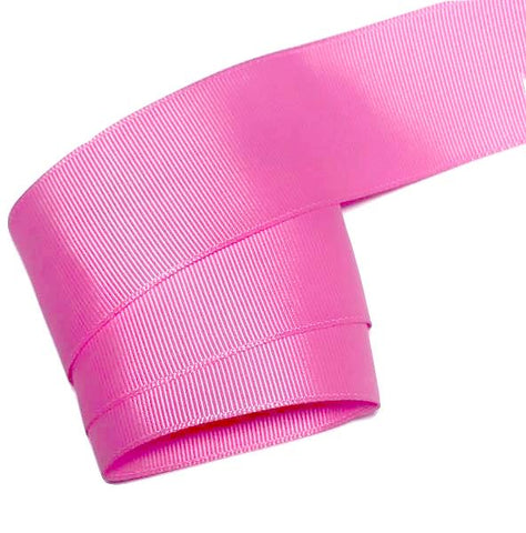 "Hot pink 1.5"" grosgrain ribbon - MAE Inspirations"