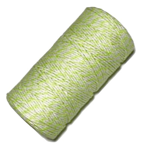 Apple green 12 ply bakers twine - MAE Inspirations