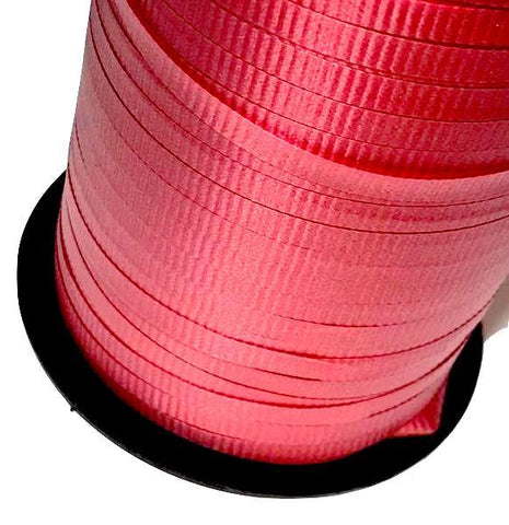 "Red 3/16"" curling ribbon"