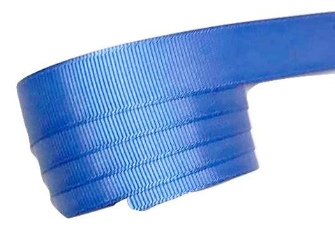 "Royal blue 5/8"" grosgrain ribbon - MAE Inspirations"