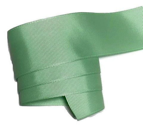 "Mint green 1.5"" grosgrain ribbon - MAE Inspirations"
