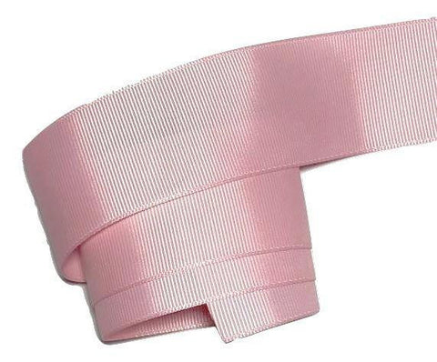 "Light pink 1.5"" grosgrain ribbon - MAE Inspirations"