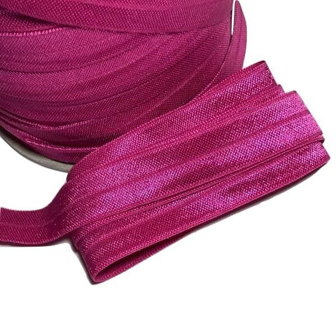 "Berry 5/8"" fold over elastic FOE"
