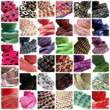 "GRAB BAG PRINTS 5/8"" fold over elastic FOE / 5-50 yards - MAE Inspirations"