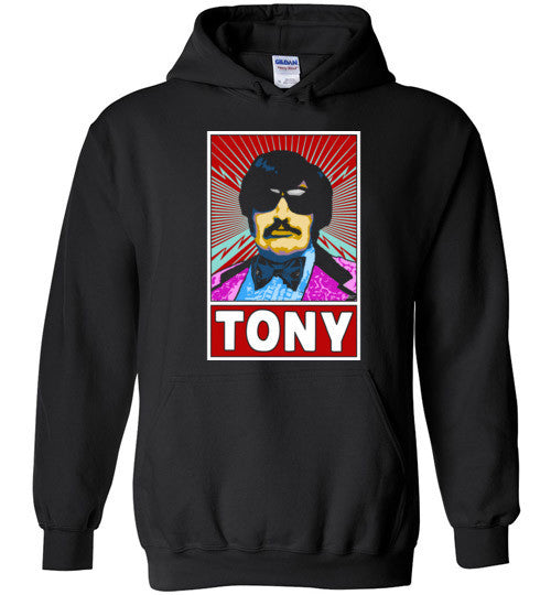 Andy Kaufman Tony Clifton t-Shirt original art by Jared Swart
