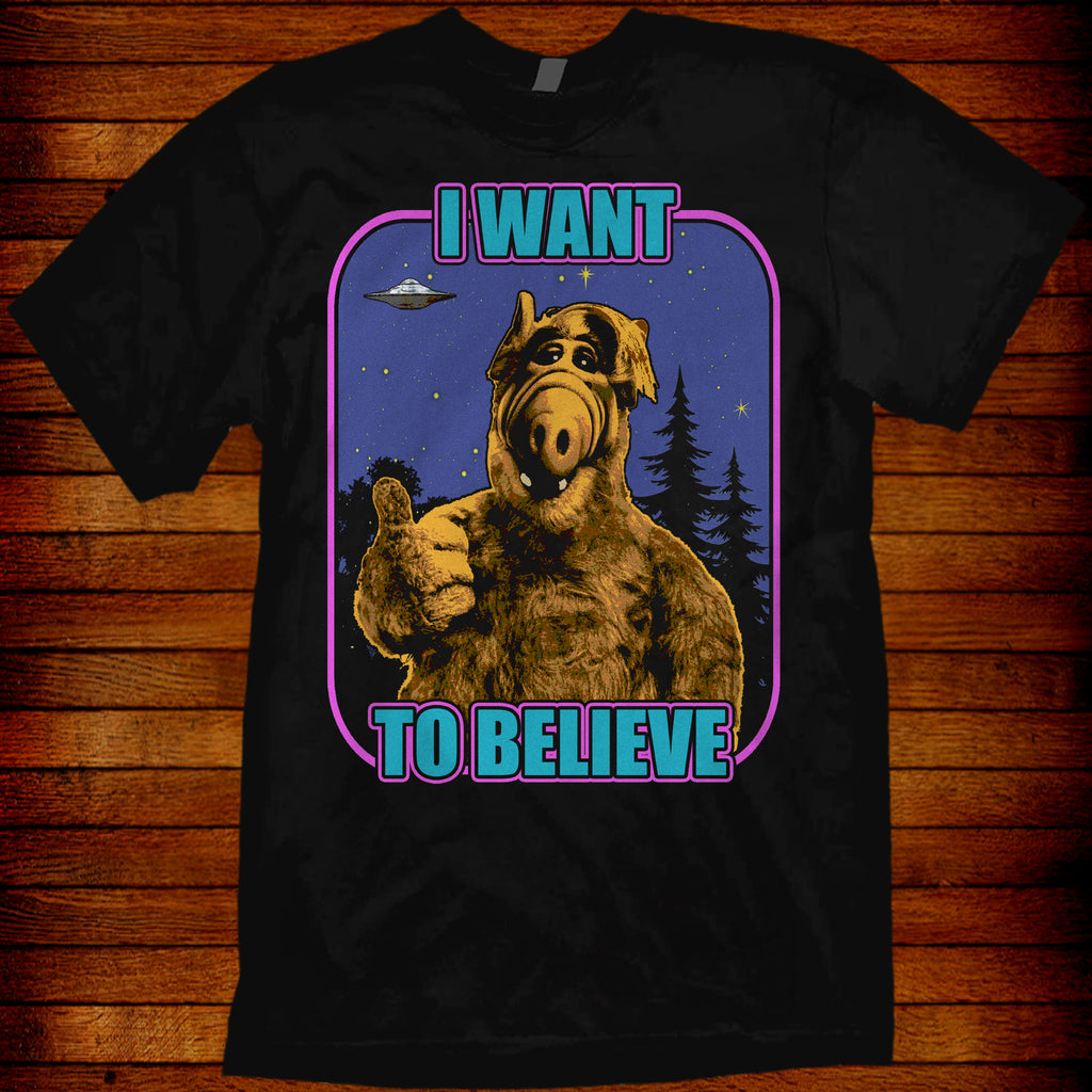 Alf I Want to Believe