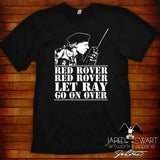 Burbs T-shirt Rumsfield Red Rover