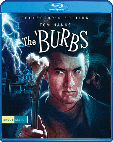 The 'Burbs Collector's Edition Blu-ray by Shout Factory!