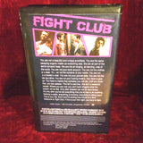 Fight Club VHS Tape + Custom Artwork Clamshell Case Big Box