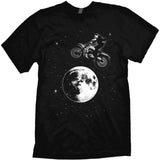 "Graphic T-shirt ""Moon Jumper"""