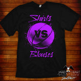 SHIRTS VS BLOUSES T-Shirt inspired by Charlie Murphy true Hollywood story Prince and the Revolution Pancakes & B-ball Dave Chappelle Show.