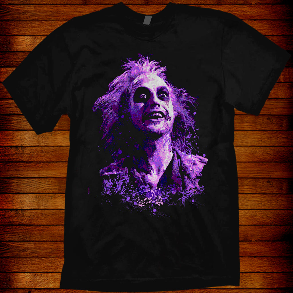 Beetlejuice (fine art styled design)