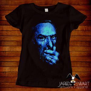 Frank Booth T-shirt inspired by the film Blue Velvet