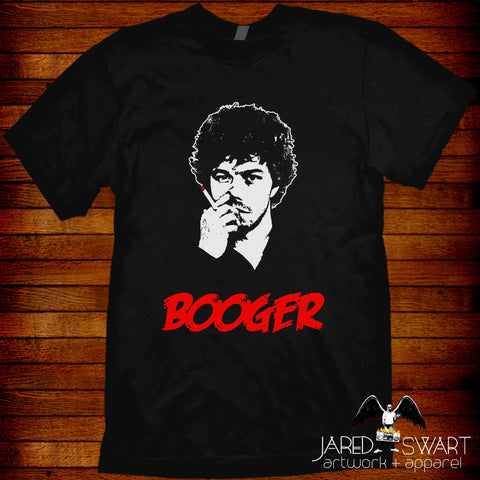 Revenge of the Nerds T-shirt Booger