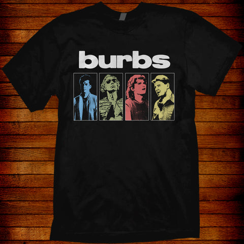 Burbs Pop Art Design #1