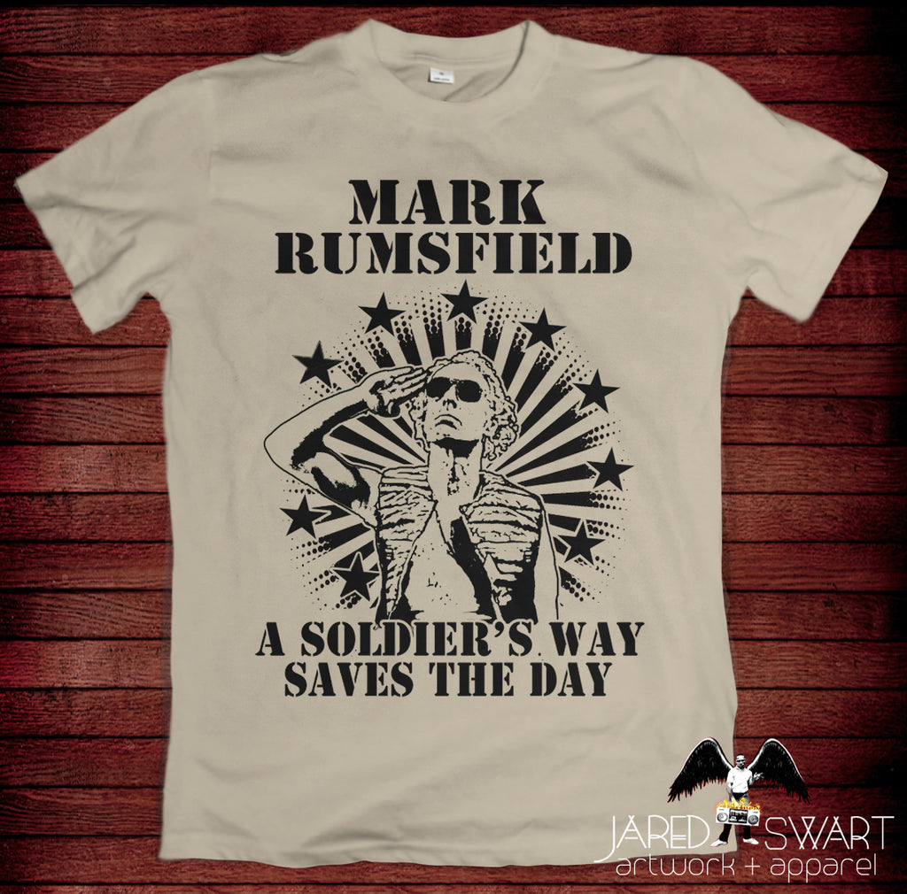 The Burbs T-shirt Mark Rumsfield