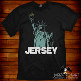 New Jersey T-shirt Statue of Liberty