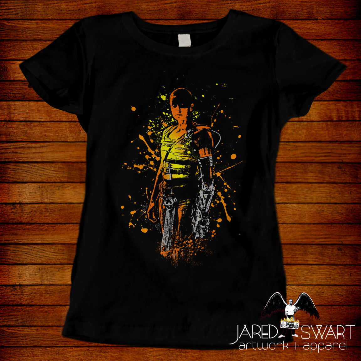Mad Max Fury Road T-Shirt Furiosa