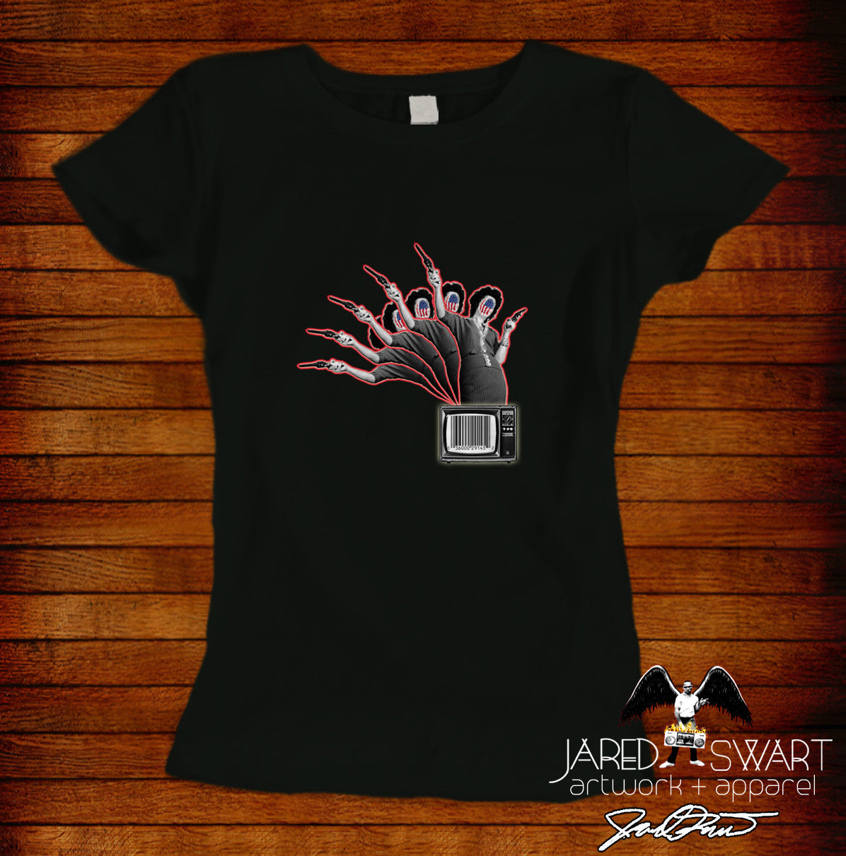 Party USA - Jared Swart Signature Series Designer Tee