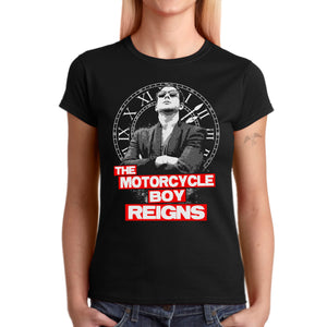 Rumble Fish inspired T-shirt The Motorcycle Boy