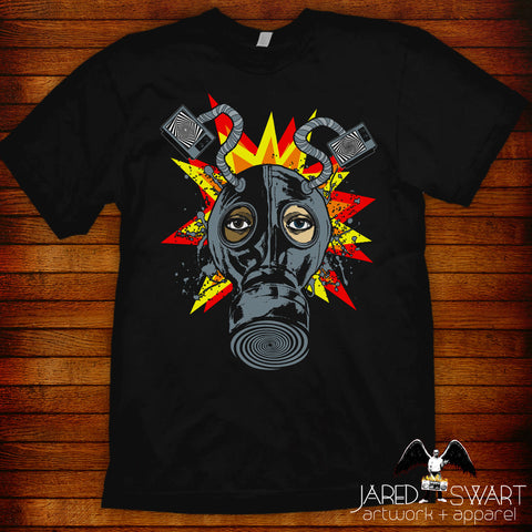 "Jared Swart signature series T-shirt ""Division"""