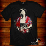 Raising Arizona T-shirt artwork by Jared Swart inspired by 1987 Coen bros movie