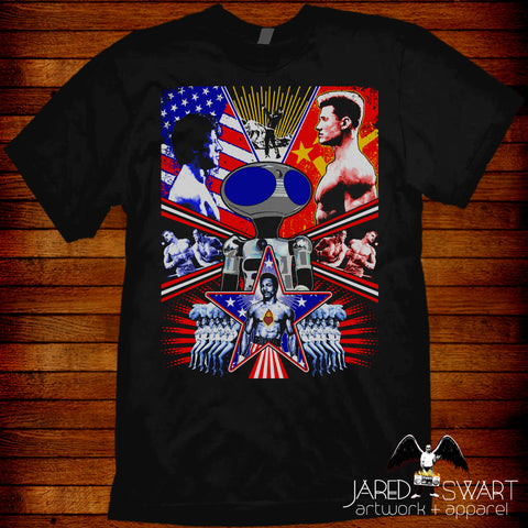 Ultimate Rocky IV T-shirt