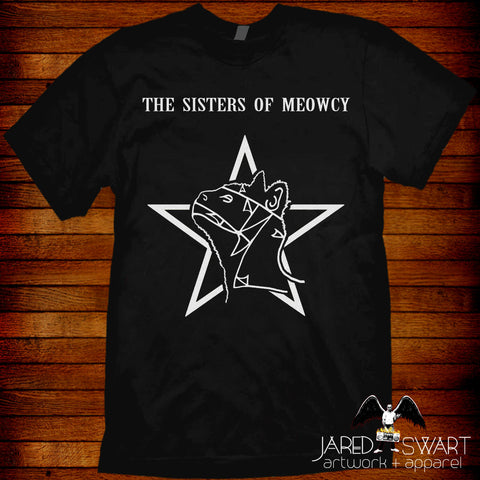 "Sisters of ""Meowcy"" T-Shirt"