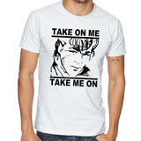 Take On Me 80's Designer T-shirt