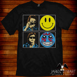 They Live Pop-Art Parody T-shirt John Carpenter 1988