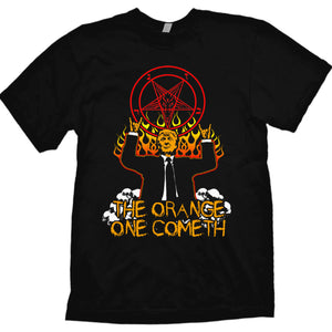 Trump Orange Satan T-Shirt