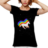 Retro Unicorn T-shirt