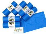 6 Rolls Oxy-Biodegradable Dog Poop Bags