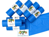 7 Rolls Dog Waste Bags Biodegradable, 1750 bags in total