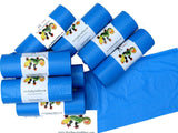 8 Rolls 1Mil. Pet Waste Bags, Biodegradable