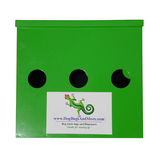 Triple Roll / Locking Dog Waste Bag Dispenser - Free Shipping - DogBagsandMore.com