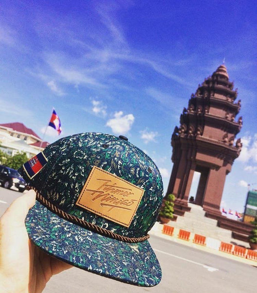 Find us in Phnom Penh, Cambodia!