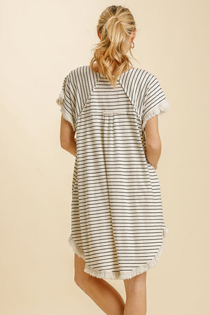 Meredith Striped Dress