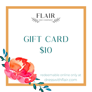 Gift Card - Flair and Company