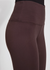 Chocolate Ponte Lysse Leggings - Flair and Company