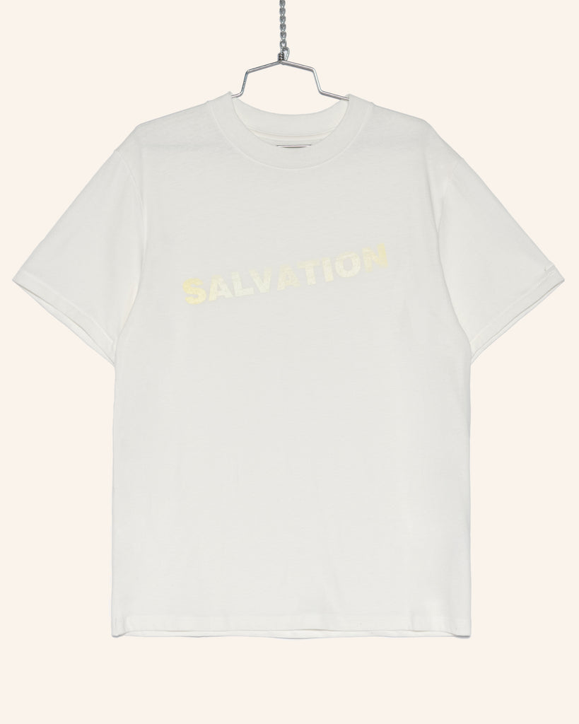 HEAVYWEIGHT 'SALVATION' TEE CLOUD