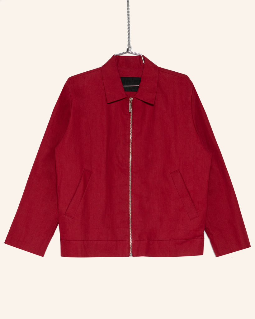 FRIENDSHIP JACKET SCARLET LTD
