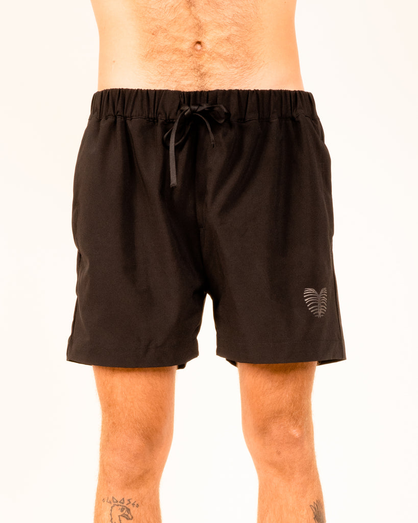 "16"" SWIM SHORT BLACK"