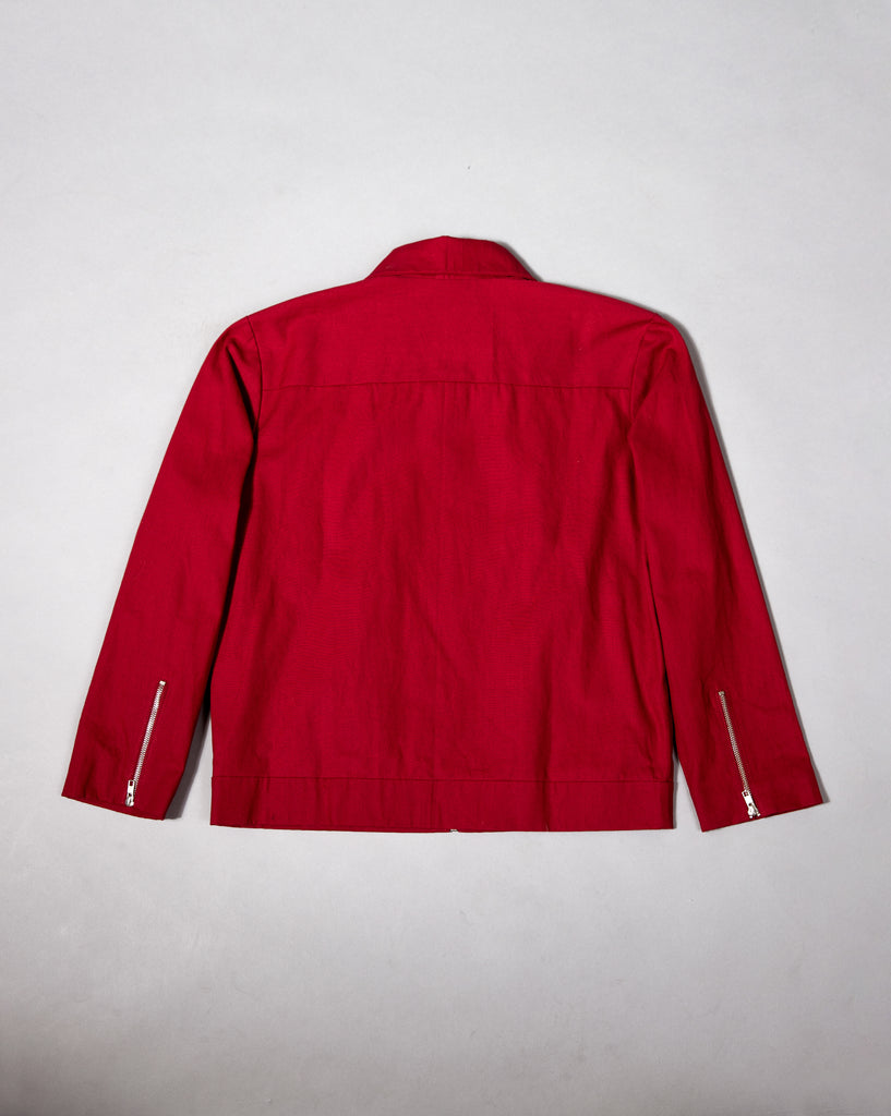 FRIENDSHIP JACKET SCARLET