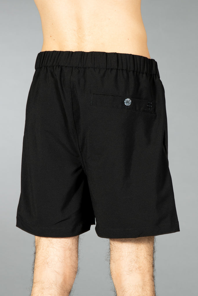 SWIM SHORT BLACK