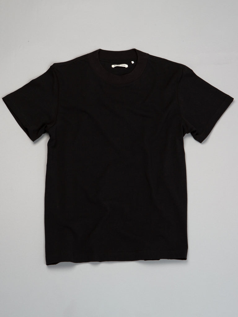 HEAVYWEIGHT 'PLANTS' TEE BLACK