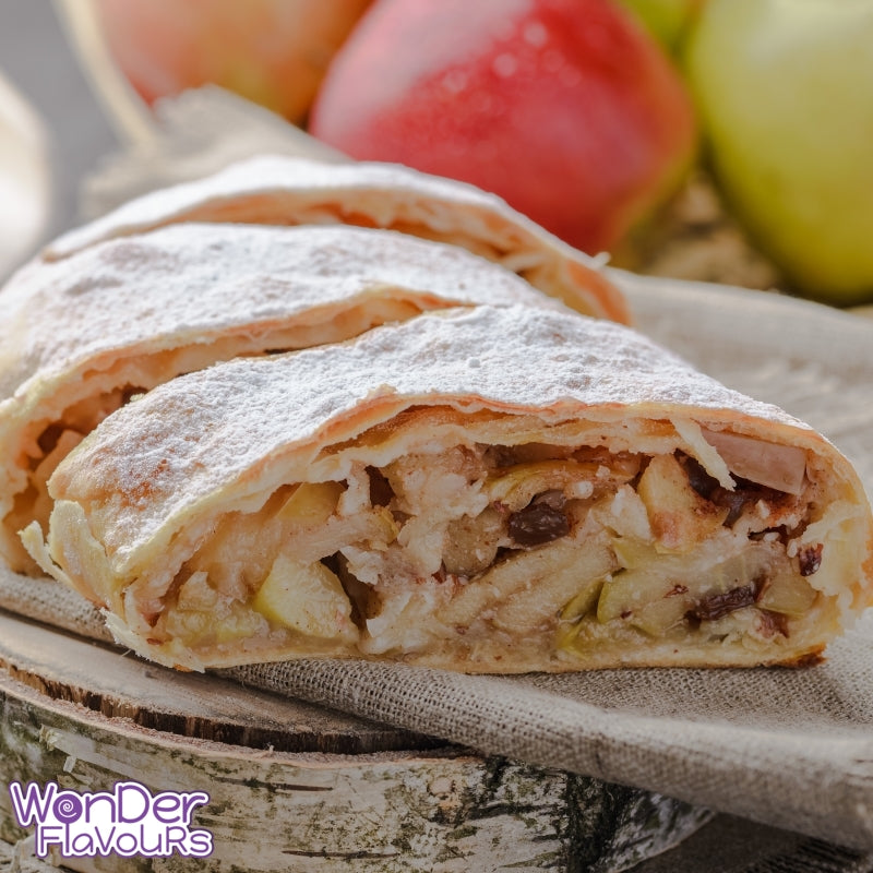 Apple Cinnamon Strudel SC - Flavour Concentrate - Wonder Flavours