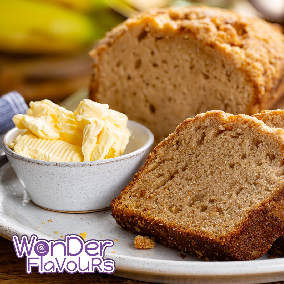 Bread (Banana Nut) SC - Flavour Concentrate - Wonder Flavours
