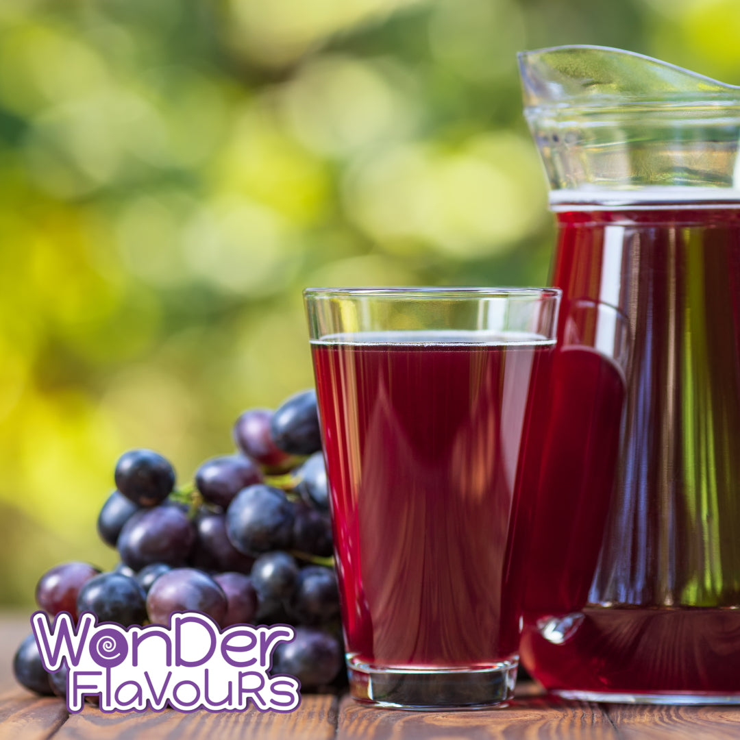 Grape Juice SC - Flavour Concentrate - Wonder Flavours